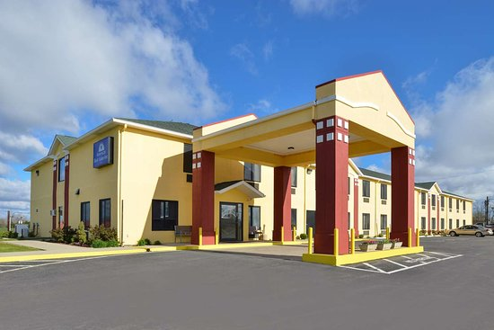 Americas Best Value Inn Brandenburg