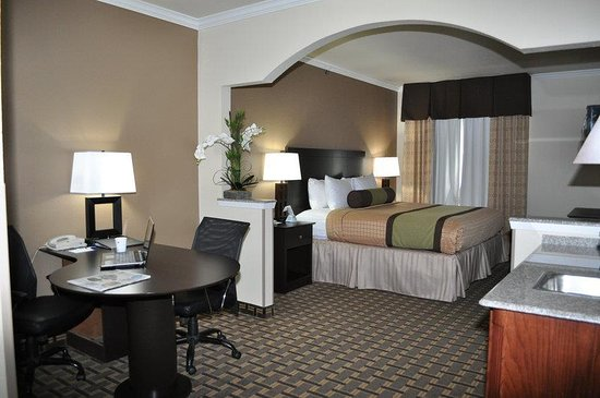 Best Western Plus Cutting Horse Inn & Suites: Business King