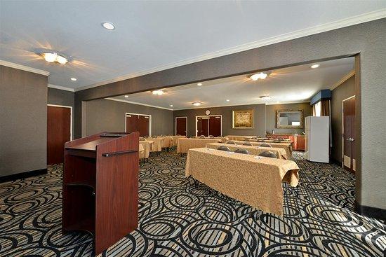 Best Western Plus Cutting Horse Inn & Suites: Meeting Room