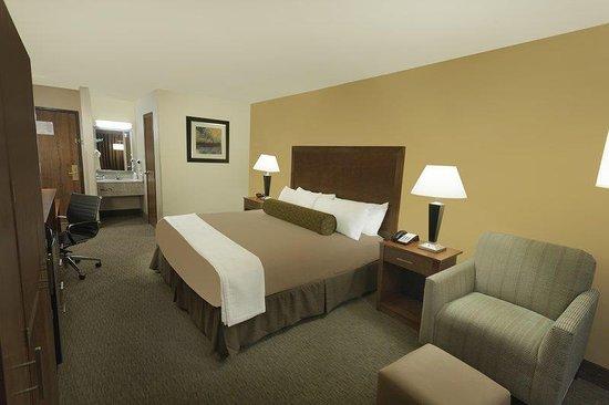 Schertz, Teksas: King Guest Room