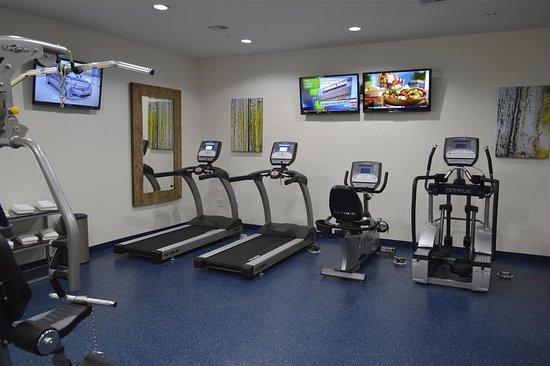 Best Western Premier Ashton Suites-Willowbrook: Fitness Room