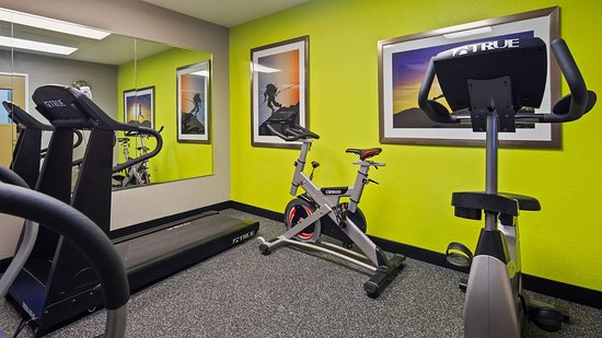 Best Western Central City: Fitness Center