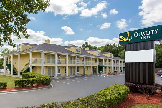 Laurinburg, North Carolina: Hotel exterior