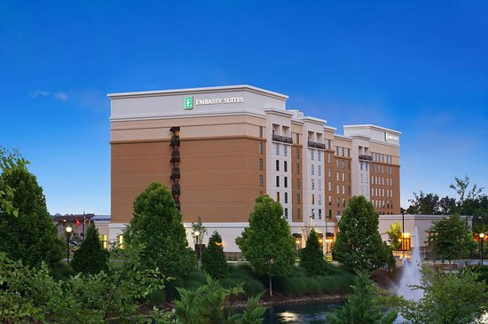 Embassy Suites by Hilton Chattanooga Hamilton Place