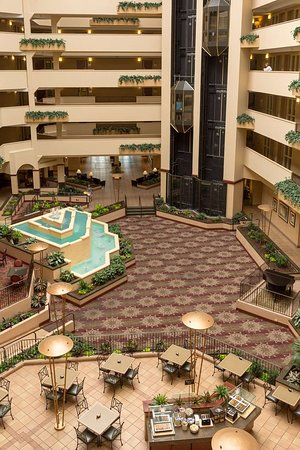 Embassy Suites By Hilton Columbia Greystone 125
