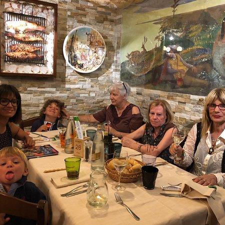 Bilde fra Ristorante La Ritrovata