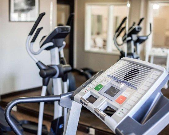 Sleep Inn & Suites I-70 & Wanamaker: Exercise room