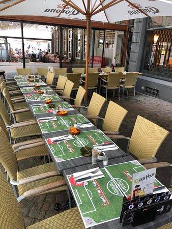 énorme réduction b02c0 e6105 Le Richelieu, Liège - Restaurant Avis, Numéro de Téléphone ...