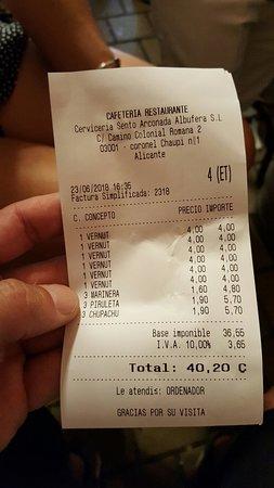 Bilde fra Cervecería Sento Rambla
