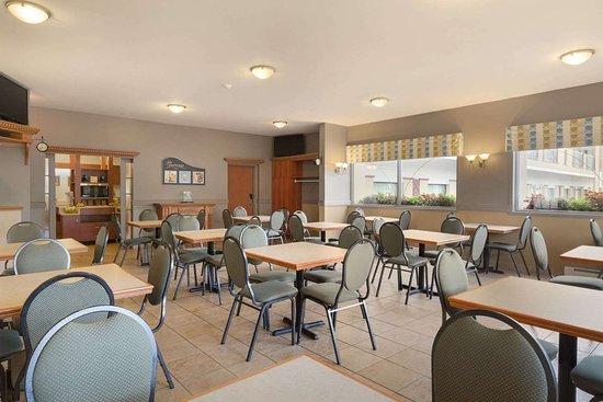 Days Inn by Wyndham Riviere-du-Loup: Restaurant