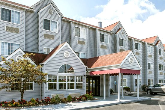 Econo Lodge Sevierville : Hotel exterior