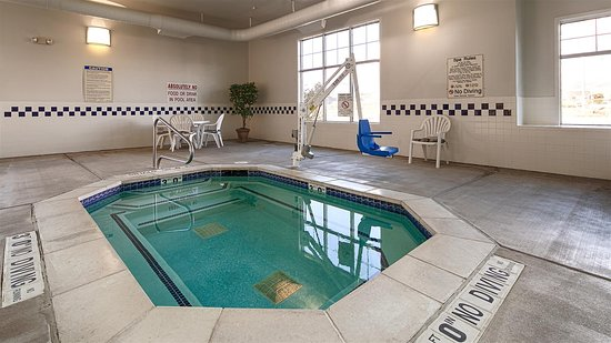Coalville, UT: Hot Tub