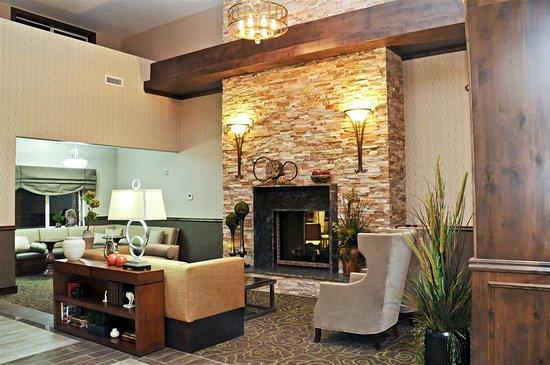 Best Western Plus Layton Park Hotel: Hotel Lobby