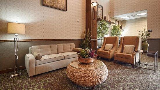 Best Western Plus Layton Park Hotel: Lobby