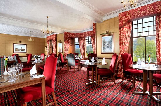 Loch Rannoch Hotel