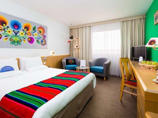 Novotel Warszawa Centrum: Guest room