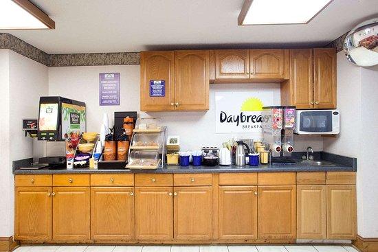 Covington, جورجيا: Breakfast Area