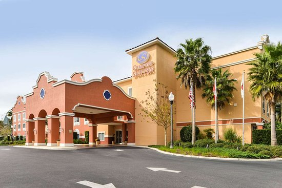 Comfort Suites The Villages: Hotel exterior