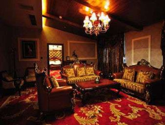 Shizhu County, Chine : Presidential Suite