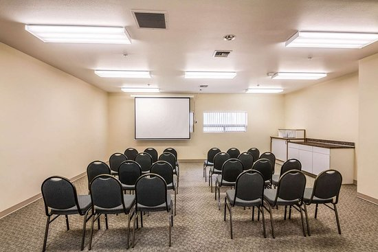 Quality Inn Selah North Park: Meeting room