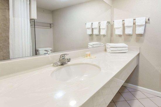 Days Inn by Wyndham Davis Near UC Davis: Bathroom