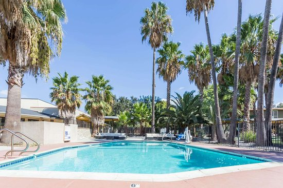 Days Inn by Wyndham Davis Near UC Davis: Pool