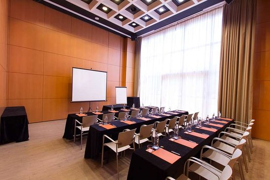Hotel Silken Puerta Madrid: Meeting Room