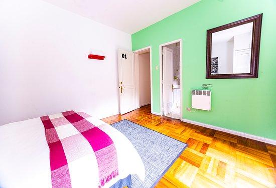 La Casona Hostel: Habitación doble ensuite