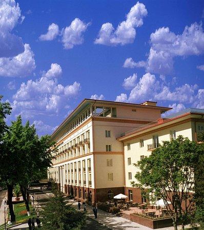 Lotte hotel Taskent - Review of Lotte City Hotel Tashkent Palace ... e8564d0c6b