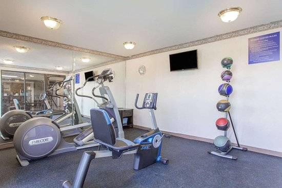Picayune, MS: Fitness Center