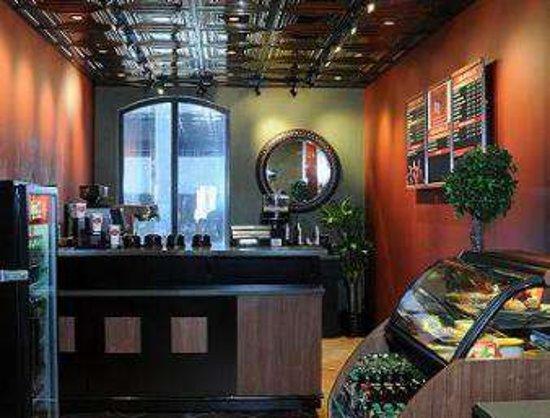 Days Inn by Wyndham Baltimore Inner Harbor: Restaurant