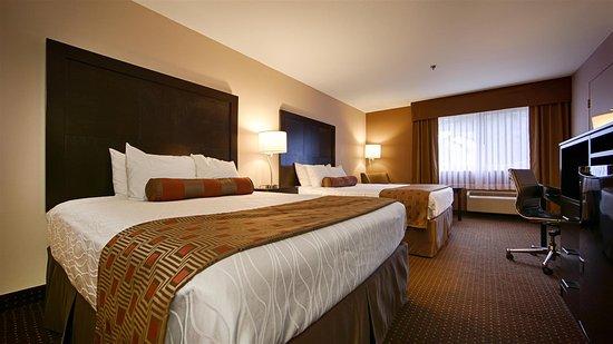 Best Western Inn Of Vancouver: Guest Room