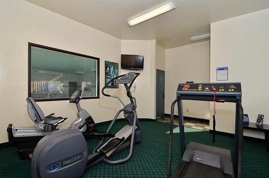 Best Western Inn Of Vancouver: Fitness Center