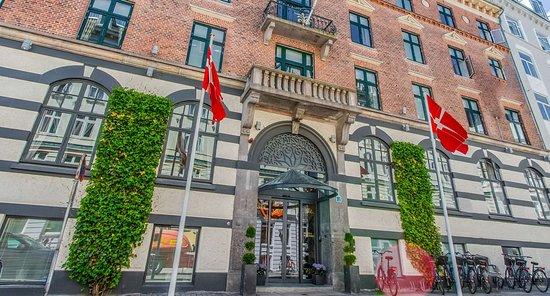 hotel timebasis københavn