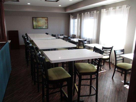 Best Western Plus Galveston Suites: Restaurant