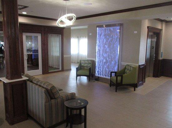 Best Western Plus Galveston Suites: Lobby