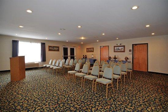 بست ويسترن بلس برونكو إن: Meeting Room