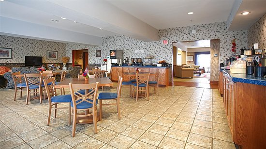 بست ويسترن بلس برونكو إن: Breakfast Area