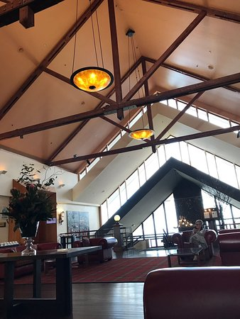 Fairmont Resort & Spa Blue Mountains - MGallery by Sofitel: The main lobby