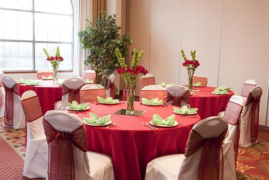 Best Western Plus Seattle/Federal Way: Reception Style Banquet Room