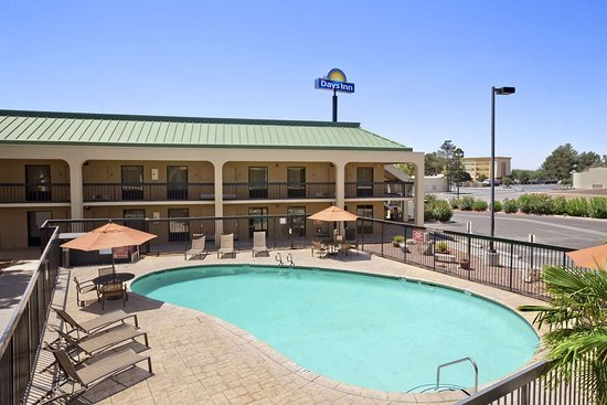 Days Inn by Wyndham Las Cruces: Pool
