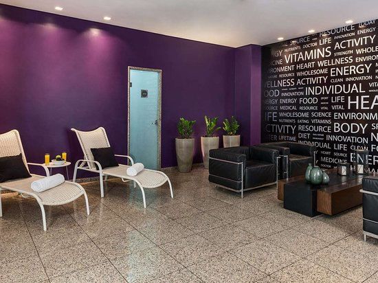 Mercure Belo Horizonte Savassi: Recreational facility