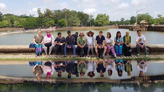 Zdjęcie Angkor Full-Day Tour (by Join-In MiniBus)