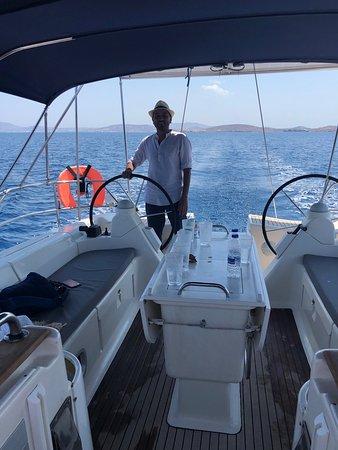Valokuva: Mykonos On Board Cataraman & Yacht Tours