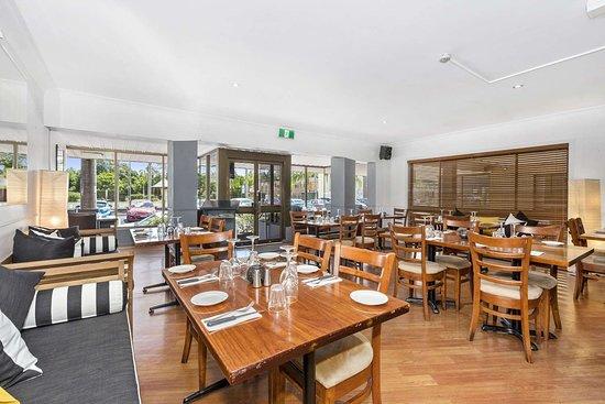 Comfort Inn Centrepoint: On-site restaurant