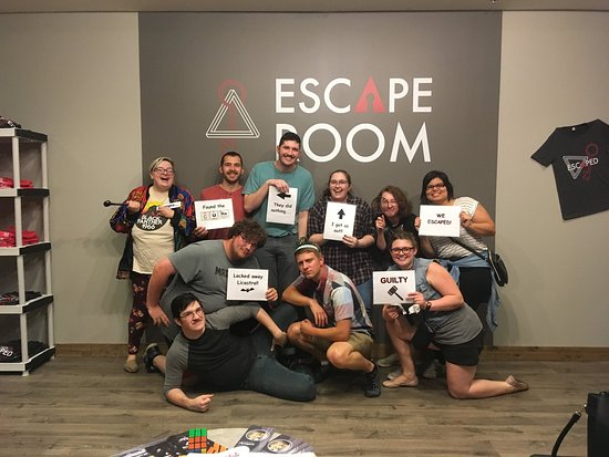 Grand Rapids Escape Room