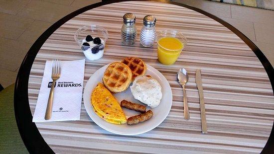Nephi, UT: Breakfast