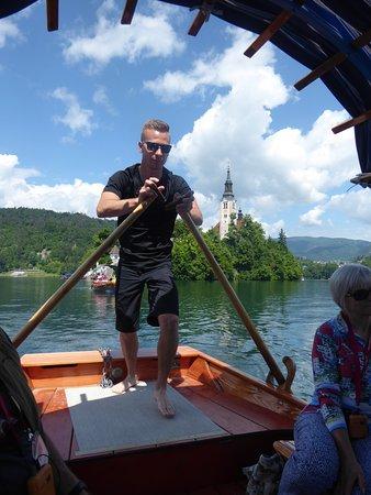 Čolnar - Boatman