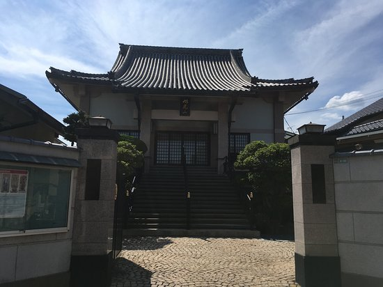 Bujo-ji Temple