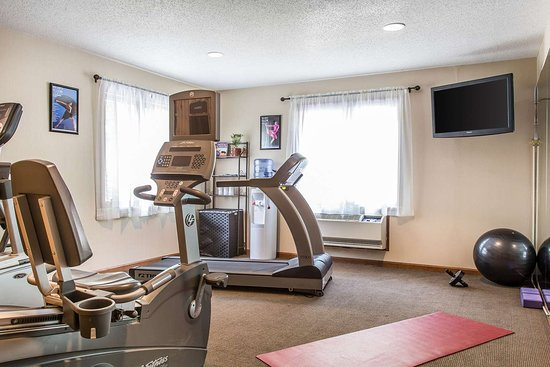 Black Swan Inn Berkshires, an Ascend Collection Hotel: Fitness center
